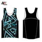 Simple style men summer leisure quick dryad plus size single tank top