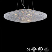 2014 newest crystal pendant light electronics mini working model