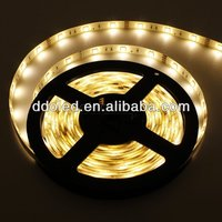 2017 HOT sale product warm white color led strip waterproof 5050