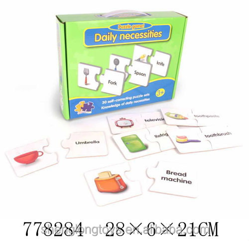 New Picture Puzzle Educational toys