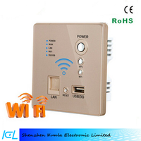 2016 new product China supplier wireless wifi smart wall socket with USB
