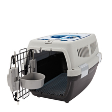 cat cage dog transport box Top-Load Pet Kennel Cat and Dog Carrier