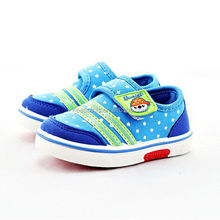 2014 new design high quality Children canvas sport shoes