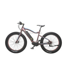 Greenpedel Bafang mid drive motor 36V 250W fat tire electric bike