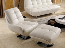 Top Grain Italy Modern Leather sofa, reasonable price leather sofa on sale, lifestyle sofa design