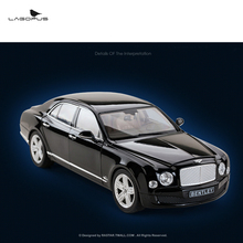 High Simulation 1:18 Scale Car Toys Metal Cars Vehicle Model Toy Collection Gift for Kids