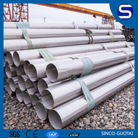 stainless schedule 60 steel pipe for buliding industry