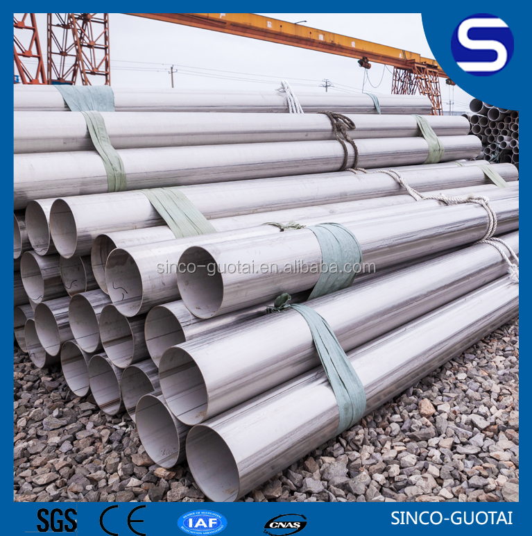 stainless schedule 60 steel pipe for industrial
