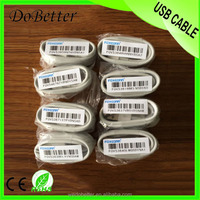 Wholesale 100% Original USB Cable for Apple iphone 5s 6 Cable USB Data Sync Charging for iphone5 6 Cable