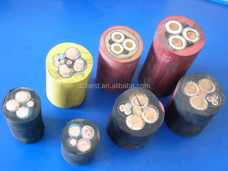 Direct factory price rubber insulated 70mm2 Co2 welding cable