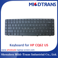 Brand new A grade wholersaler price US layout laptop Keyboard for Keyboard for HP CQ62