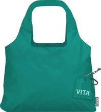 Bag Vita Compactable Reusable Shopping Tote/Grocery Bag with Pouch 2016 new bag