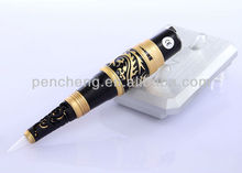 Deluxe Professional Permanent Makeup tattoo Machine with dragon on the pen