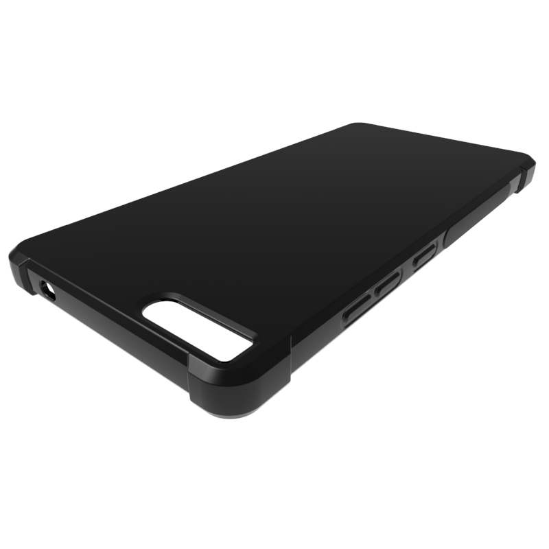 alpha design collision avoidance antiskid tpu case for Smartisan pro soft cover