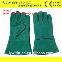 "14"",16'' welding gloves for South America/middle East/Southeast Asia"