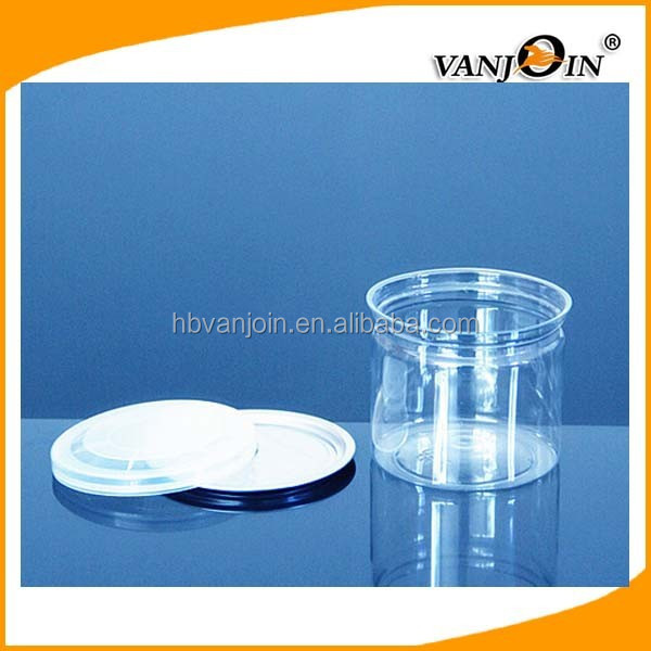Plastic Storage Jar Food Storage Jar Candy Jar Plastic Container