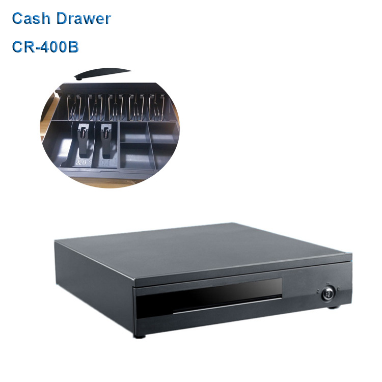 All in One Retail Bundle Featuring Cash Register Express - Silver