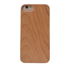 High quality Wooden case cover for iphone8 TPU grain silicone phone case