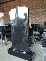Plastic headstones made in China