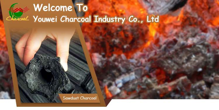 2017 Factory Direct Sale Hardwood Charcoal Sawdust Briquette