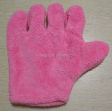 Wholesale Gloves, Microfiber Hair dryer with dry gloves for protection against hot