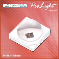 IR 850nm 1W High Power SMD LED CHIP / Infrared LED