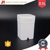 500mL Square Tin Oil Can For