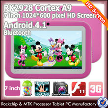 cortex a9 cpu rockchip rk2928 android 4.1 tablet free game download