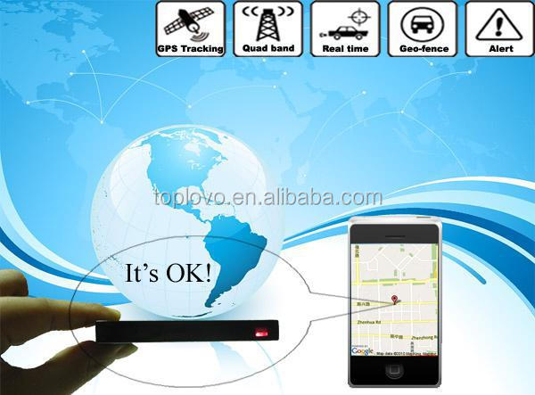 ID card gps tracker for asset/container long battery life gps tracker TLBC-01