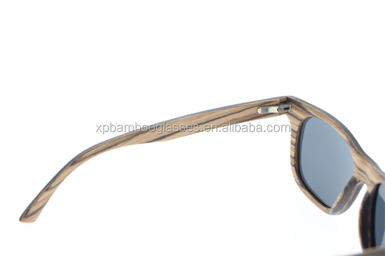 Alibaba Hot Sale Cheap Custom Cat.3 TAC UV400 Polarized Wooden Sunglasses 2018