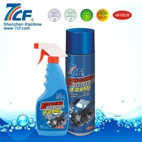 Foam Engine Carbon Cleaner