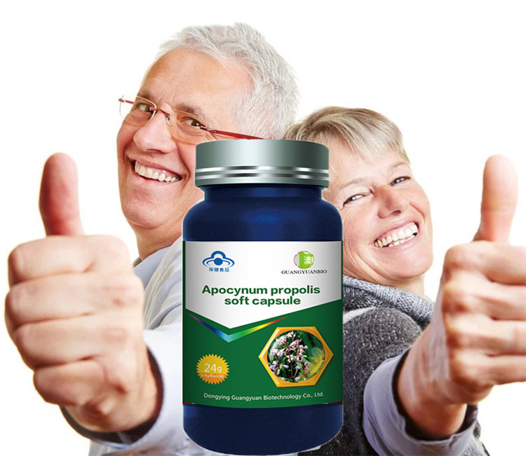 propolis soft capsules for  blood fat health