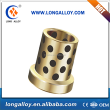 Oilless Guide Bushing Factory,SOBF 405040 Bushing Bearing,Flange Oilless Guide Bush