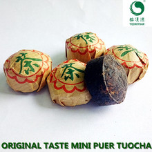 original flavor Yunnan mini tuocha Pu-erh tea, puerh tea