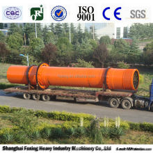 China verified supplier sell high quality fluorite rotary dryer stand
