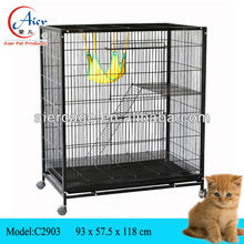 quality assurance metal cat cage for sale