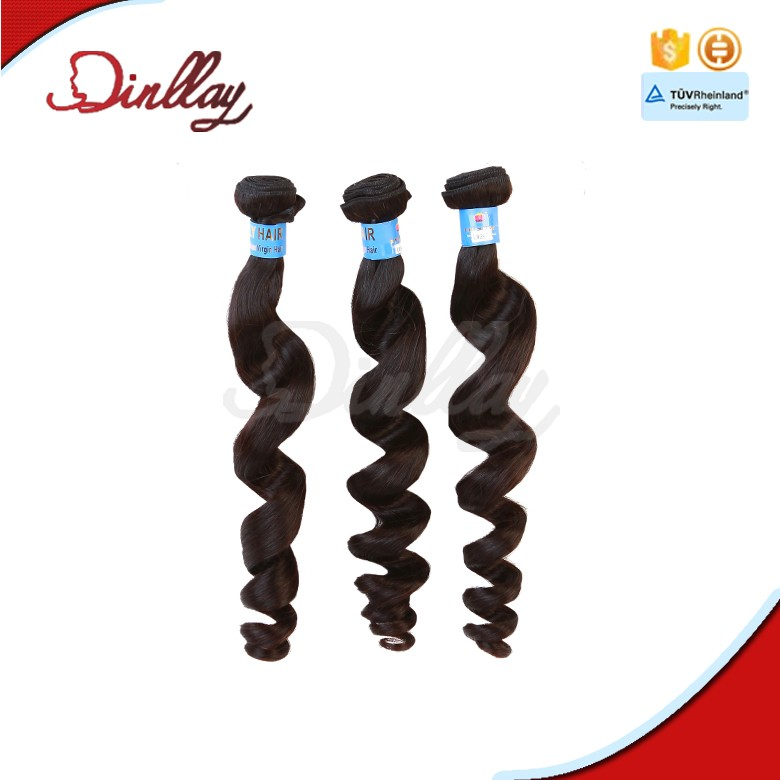 Hot new products for 2015 top quality loose wave hair,7A unprocessed wholesale brazilian human hair extension