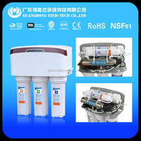 6 stage uv light dialysis reverse osmosis with dust cover