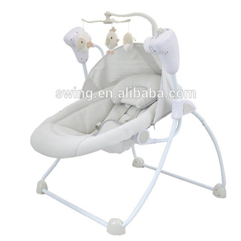 Portable Baby Rocking Swing Baby High Chair View Recline And Sleep