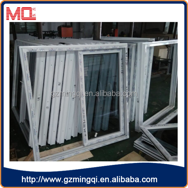 Environment Friendly Pvc Windows Factory In Guangzhou With Arch Top