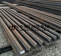 ASTM standard 90 RA railroad steel rail track