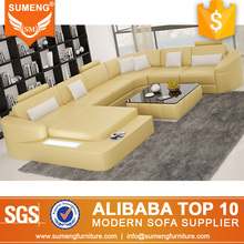 2015 Classic LED yellow goodlife sofa cum bed, price of sofa cum bed