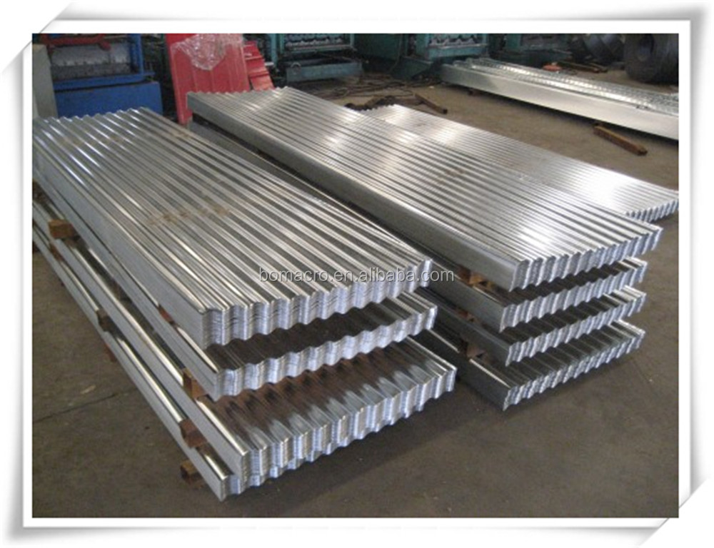 Long Span Color Coated galvanzied Corrugated Roofing Sheet/Prepainted corrugated galvanized Steel Sheet