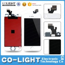 100% New arrival mobile phone red repair parts for iphone 5 5s lcd new arrival