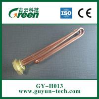 Custom Made Flexible Copper Tube Small Heating Element for Water Heater