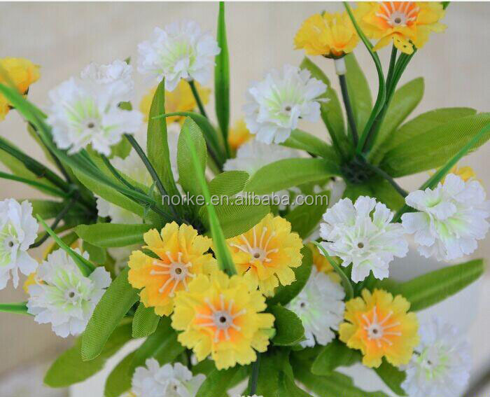 2014 latest design and popular artificial flowers bouquets