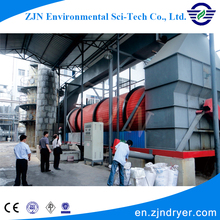 Palm Oil Sludge Treatment Plant Triple Pass Oil Sludge Rotary Dryer