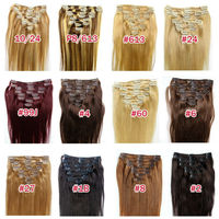 7A Peerless Virgin Brazilian Clip In Hair Extension Company