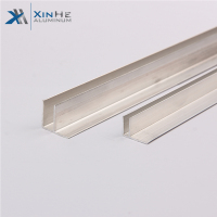 aluminum kitchen cabinet door G profile aluminium profile kitchen glass door frame 6063 T5 extruded aluminium handle profile