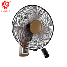 Foshan home appliance 16 inch wall fan with remote control